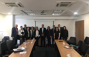 Reunião RNAII Innovation Summit Brasil 2019