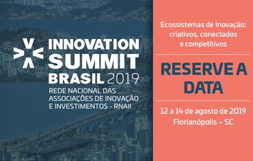 Innovation Summit Brasil 2019 reserve a data