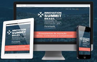site Innovation Summit Brasil 2019